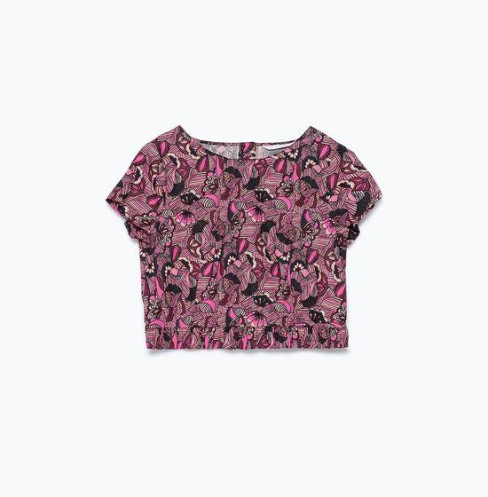 Zara Online - TRF Spring Prints