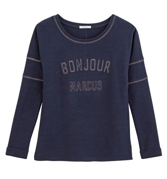 Promod - Modne t-shirty i bluzy z nadrukiem na wiosnę (FOTO)