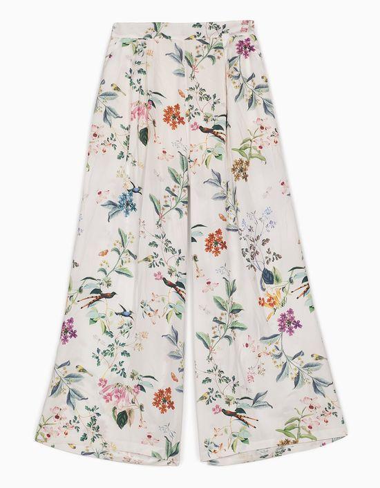 Stradivarius Oriental - Ubrnia w kwiaty w nowej kolekcji na lato 2016