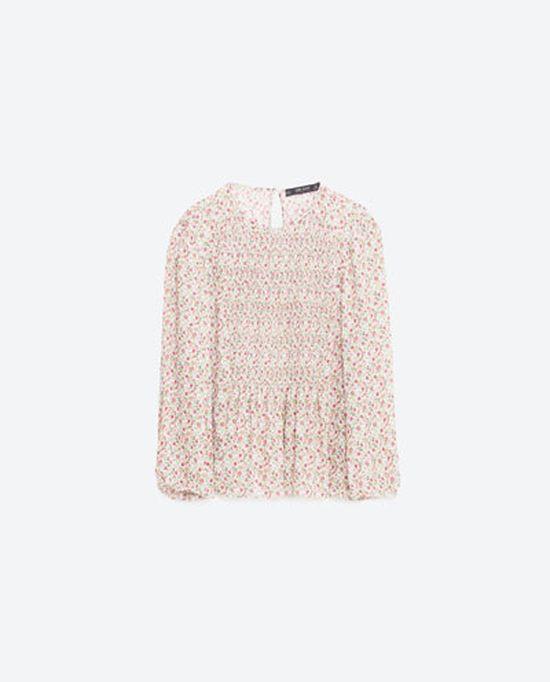 Zara Strawberry Summer - Lato 2016 w odcieniach pudrowego różu