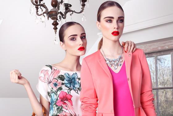 Pretty Girl kampania wiosna-lato 2013