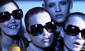Reklama jesienno-zimowej kolekcji Miu Miu według Madonny