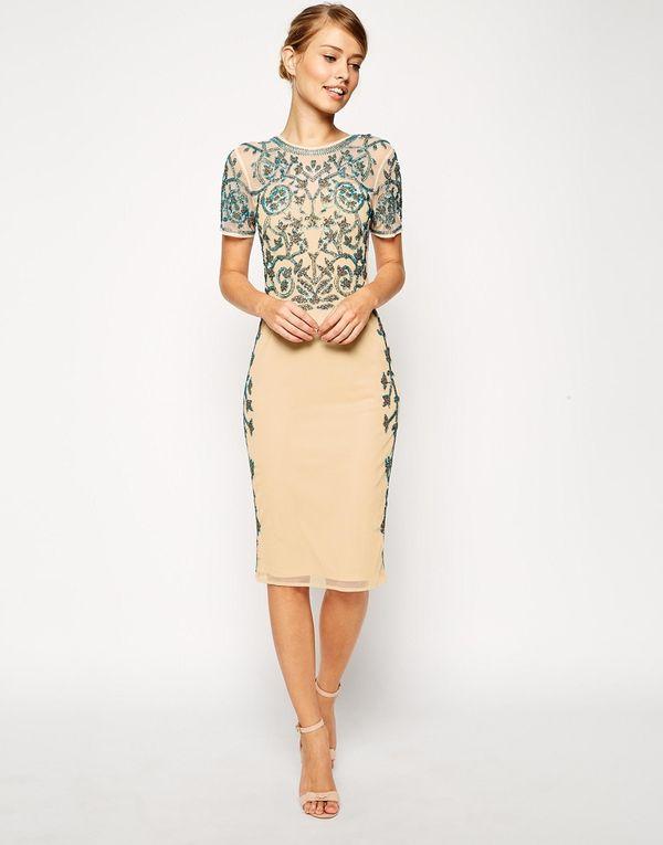 W poszukiwaniu idealnej sukienki midi - przegląd Asos (FOTO)