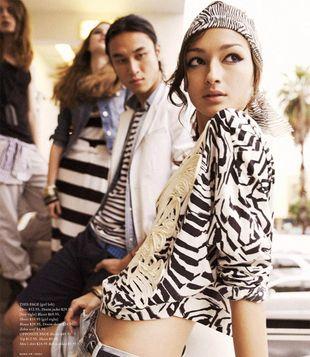 H&M Magazine - miejski styl