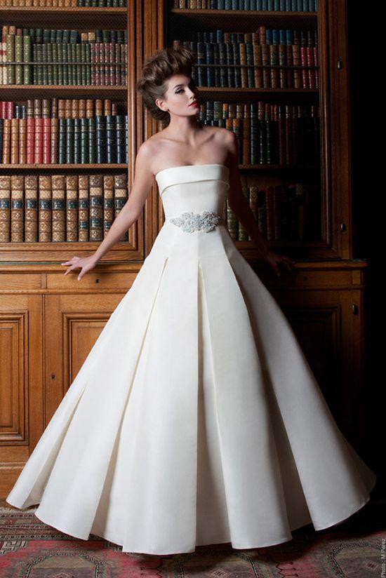 8f385a1d Moda ślubna - przegląd sukien ślubnych Cymbeline - zdjęcie 5 ...