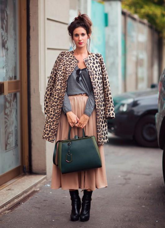 Najlepsze stylizacje Zara People Grudzień 2012