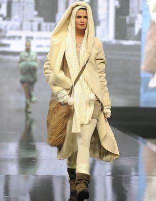 Pokaz mody marki FF - jesień zima 2010
