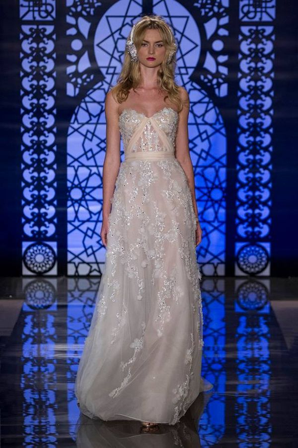 Reem Acra - przepiękne suknie ślubne na jesień 2016 (FOTO)