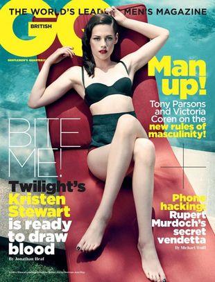 Kristen Stewart na okładce GQ!