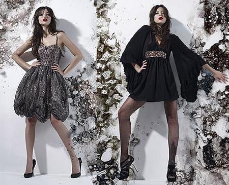 Daisy Lowe reklamuje ubrania mamy