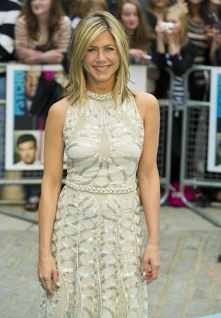 Jennifer Aniston w kreacji od Valentino