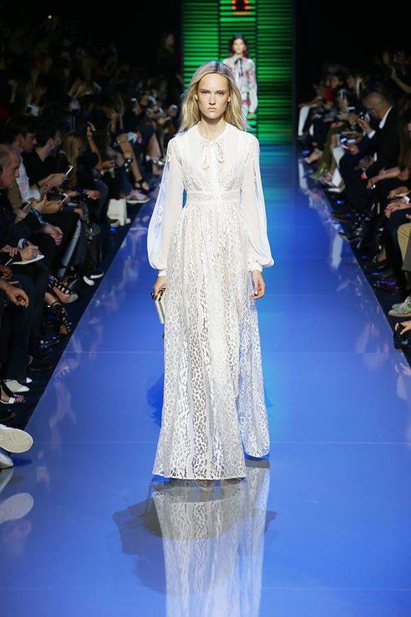 Elie Saab - Ready To Wear - wiosna/lato 2016 (FOTO)