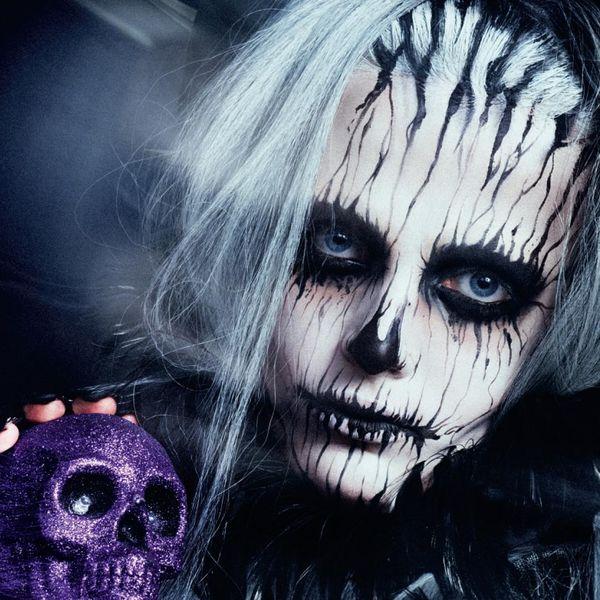 Co powiecie na propozycje halloweenowych makijaży od MAC?