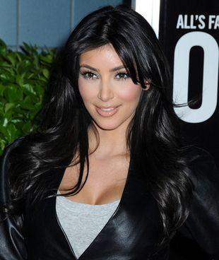 Kim Kardashian rozjaśniła włosy?