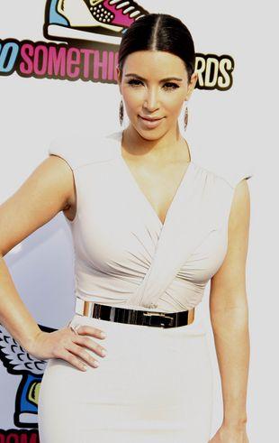 Kim Kardashian na imprezie VH1 Do Something Awards (FOTO)