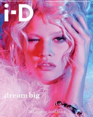Gwiazdy na okładkach jesiennego i-D Magazine