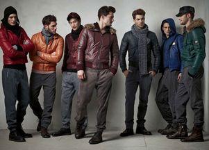 Jesienna moda męska wg D&G