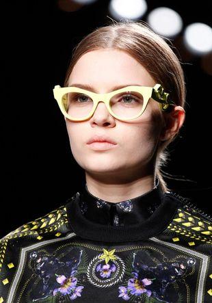 Ozdobione panterą oprawki od Givenchy (FOTO)