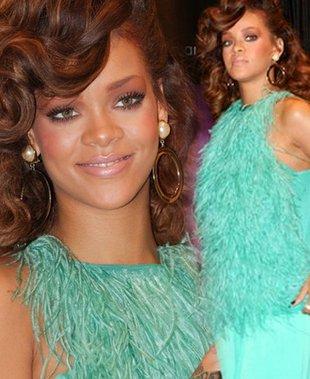 Rihanna w Antonio Berardi (FOTO)
