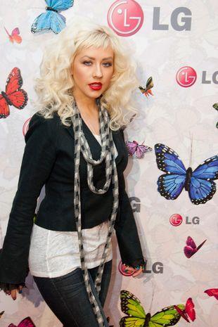 Christina Aguilera najgorzej ubrana...