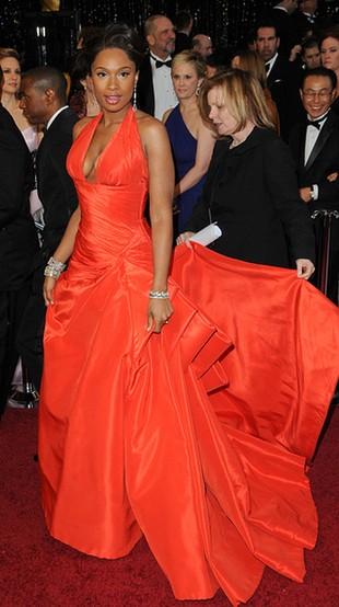 Jennifer Hudson w Atelier Versace (FOTO)