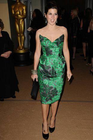 Marisa Tomei postawiła na kreację od Viviene Westwood (FOTO)