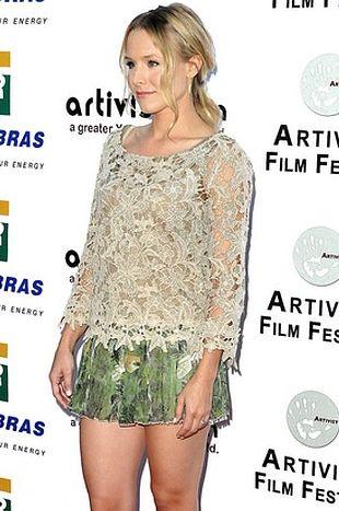 Kristen Bell w zestawie Alberta Ferretti (FOTO)