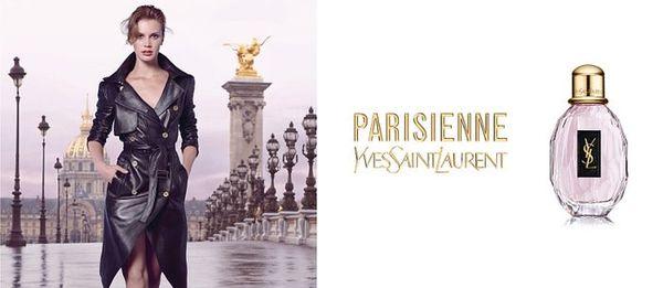 Marine Vacth twarzą Parisienne (FOTO)