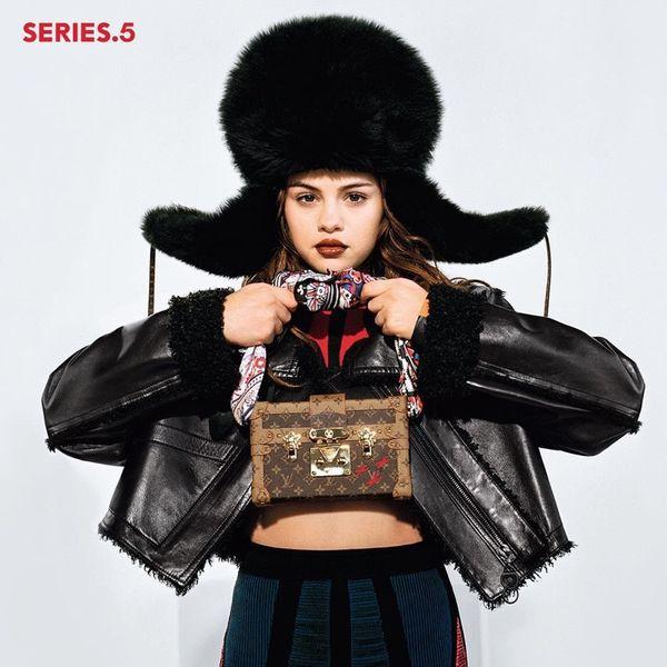Selena Gomez zachwyca w najnowszej kampanii Louis Vuitton (FOTO)