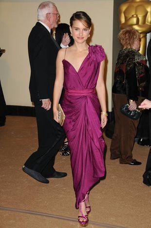 Natalie Portman w boskiej sukni Lanvin (FOTO)