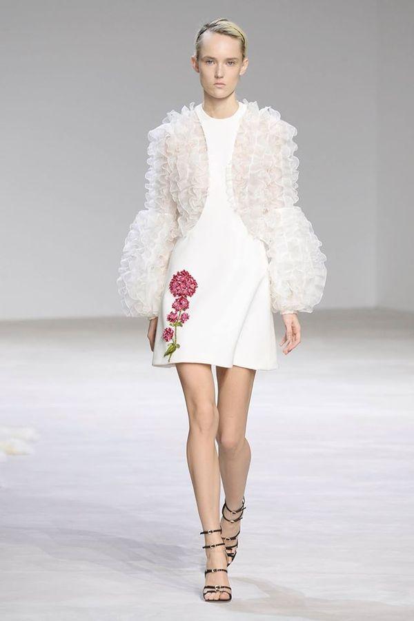 Giambattista Valli - wspaniałe projekty haute couture (FOTO)