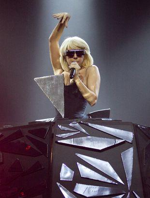 Odważne stroje Lady GaGi