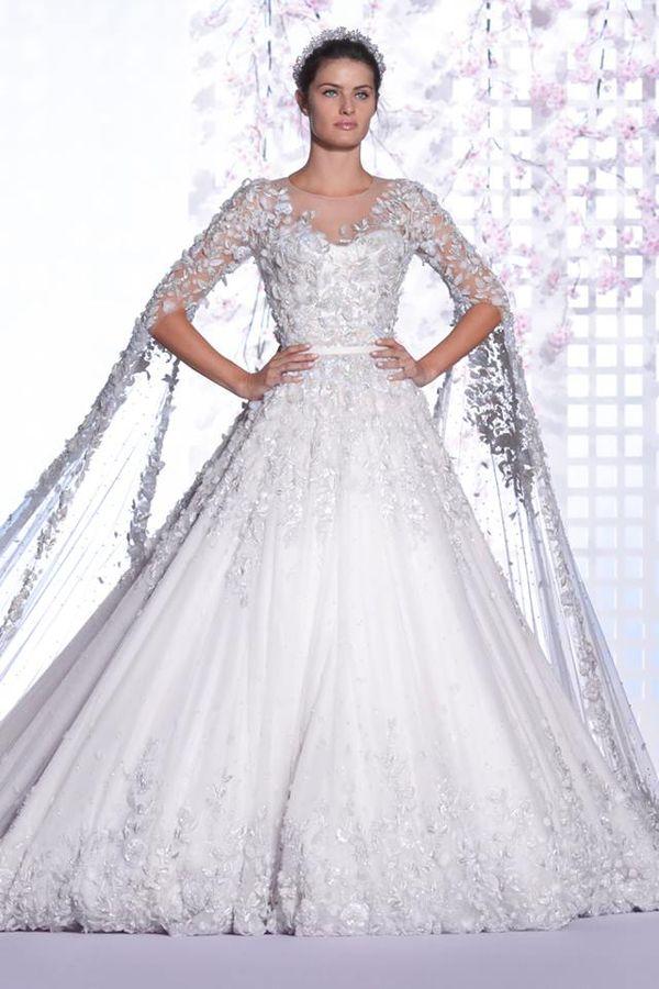 Doda na paryskim tygodniu mody znalazła suknię ślubną?