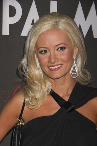 Holly Madison ciągle w stylu Playboya
