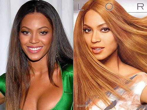 L'Oreal twierdzi, że nie wybielił Beyonce