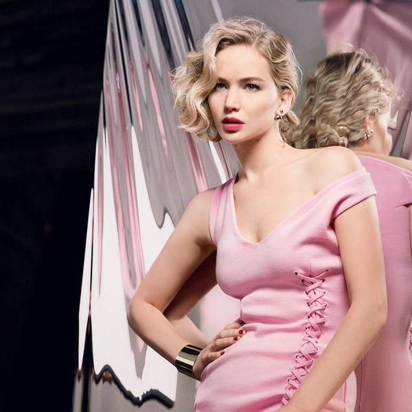 Jennifer Lawrence znów zachwyca w kampanii Diora (FOTO)