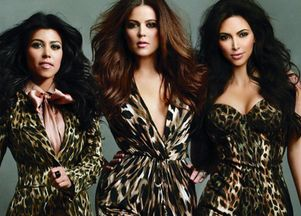 Siostry Kardashian w obiektywie Annie Leibovitz (FOTO)