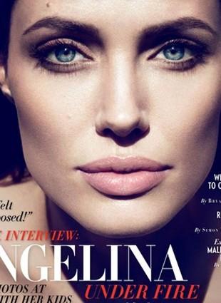 Angelina Jolie dla Vanity Fair (FOTO)