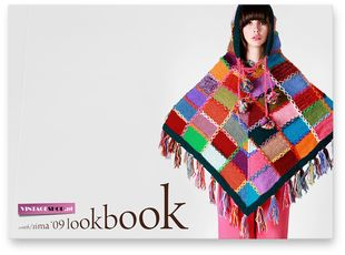 Vintage Shop - lookbook 2009