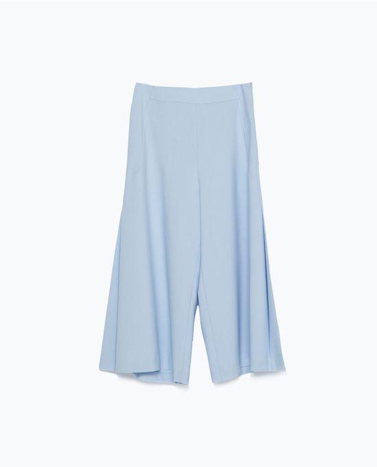 Zara Summer Blue - Minikolekcja z błękitnymi akcentami