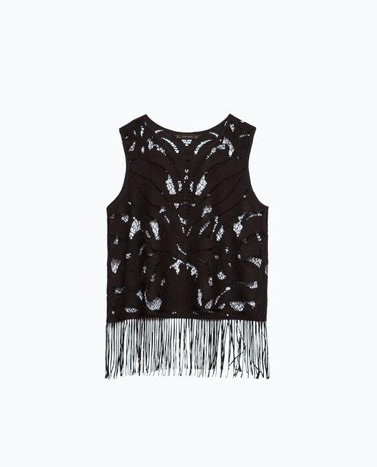 Zara Online - Modna mieszanka w nowościach sieciówki (FOTO)