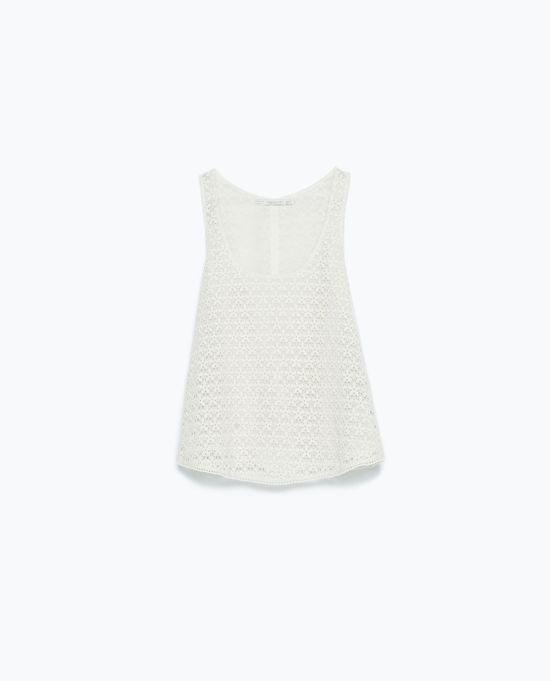 Zara Online - Młodzieżowe wydanie stylu boho w czerwcu