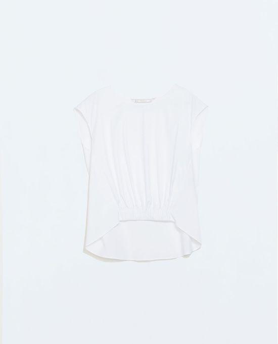 Czarno-białe nowości Zara TRF (FOTO)