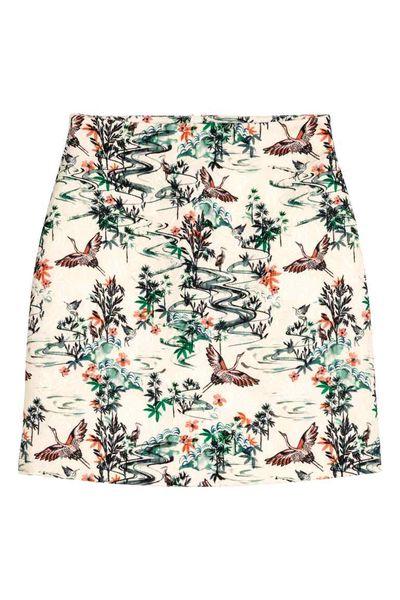 H&M Świeże kwiaty - Wzory w kolekcji na lato 2016