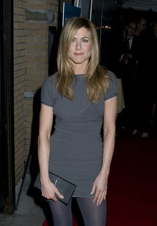 Jennifer Aniston zrobiona na szaro