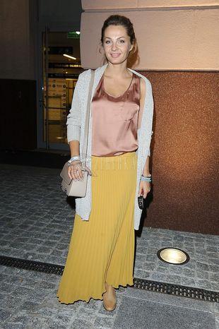 Małgorzata Socha lubi mieszać różne style (FOTO)