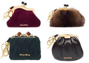 Urocze mini torebeczki od Miu Miu (FOTO)