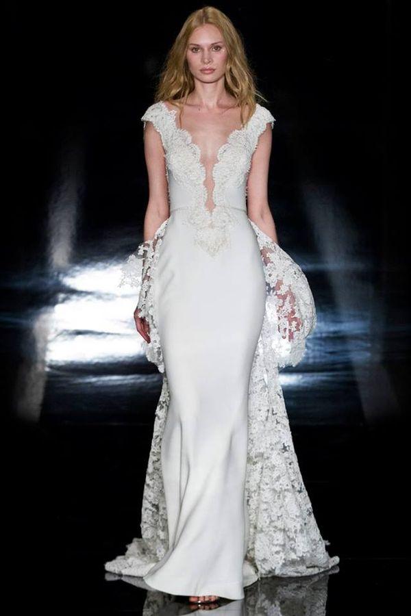 Kolejna piękna kolekcja sukien ślubnych na rok 2017 -  Reem Acra
