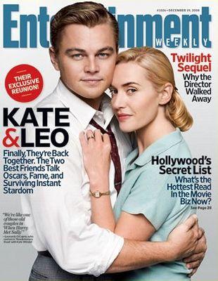 Kate Winslet i Leo DiCaprio znowu razem!