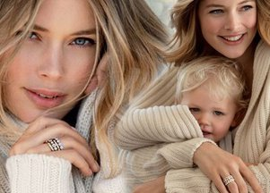 Doutzen Kroes w kampanii Tiffany & Co (FOTO)